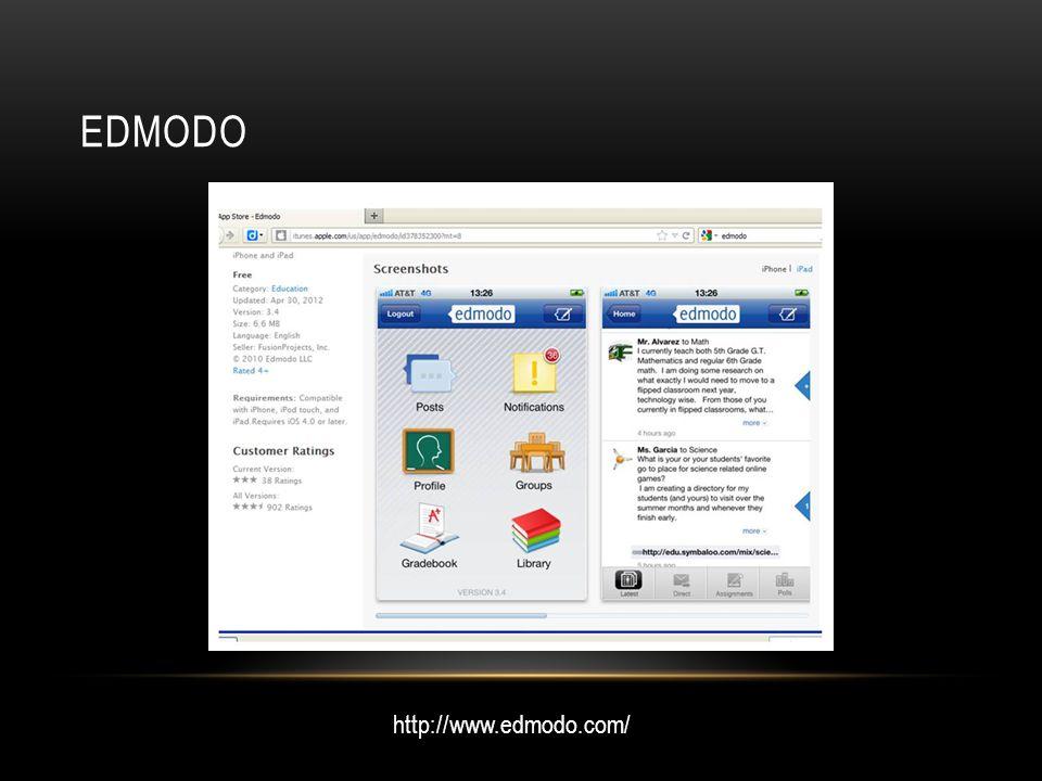 EDMODO http://www.edmodo.com/
