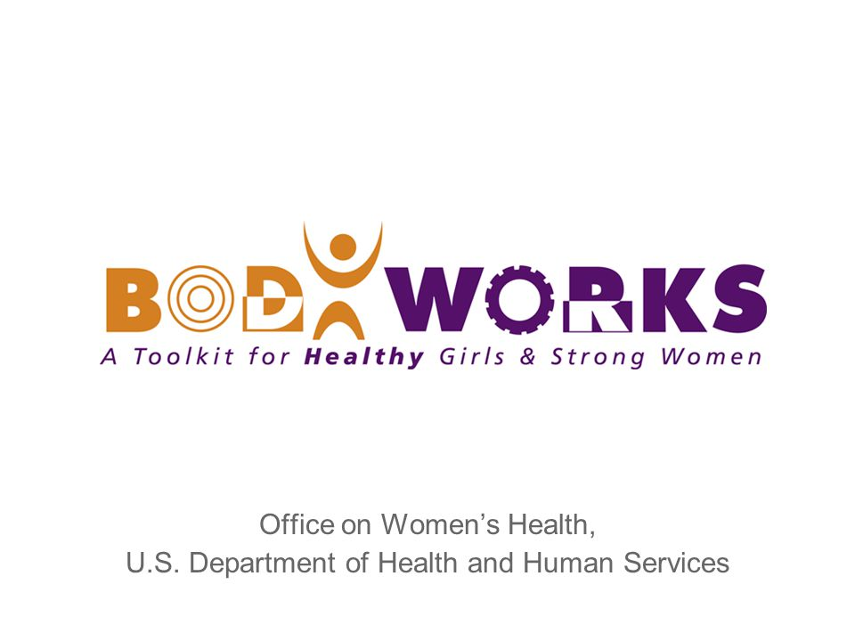 Office on Womens Health, U.S. Department of Health and Human Services
