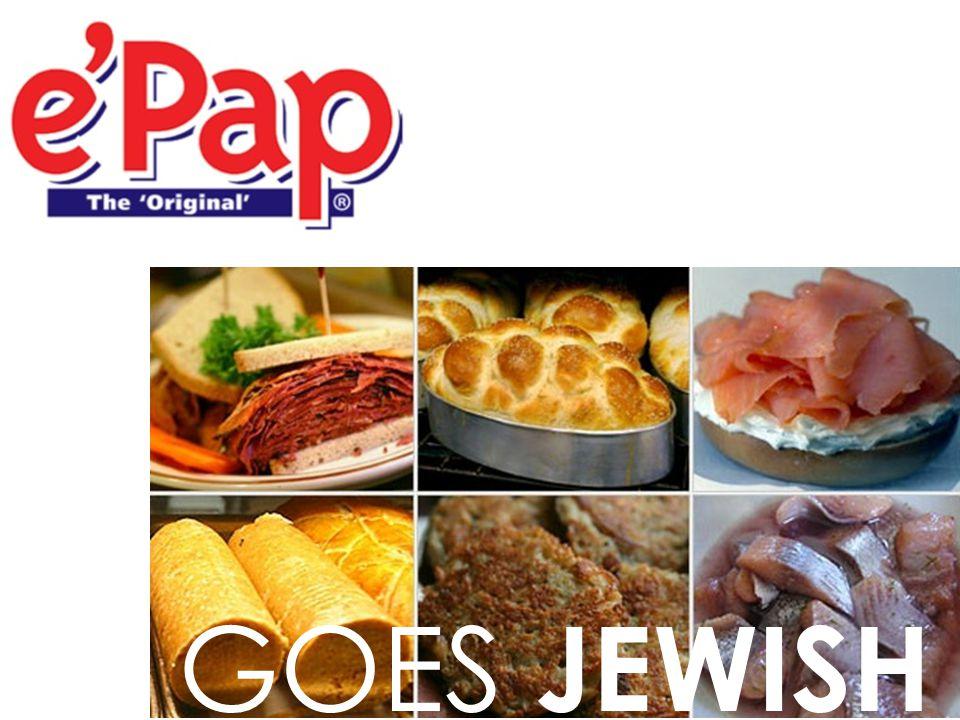 GOES JEWISH