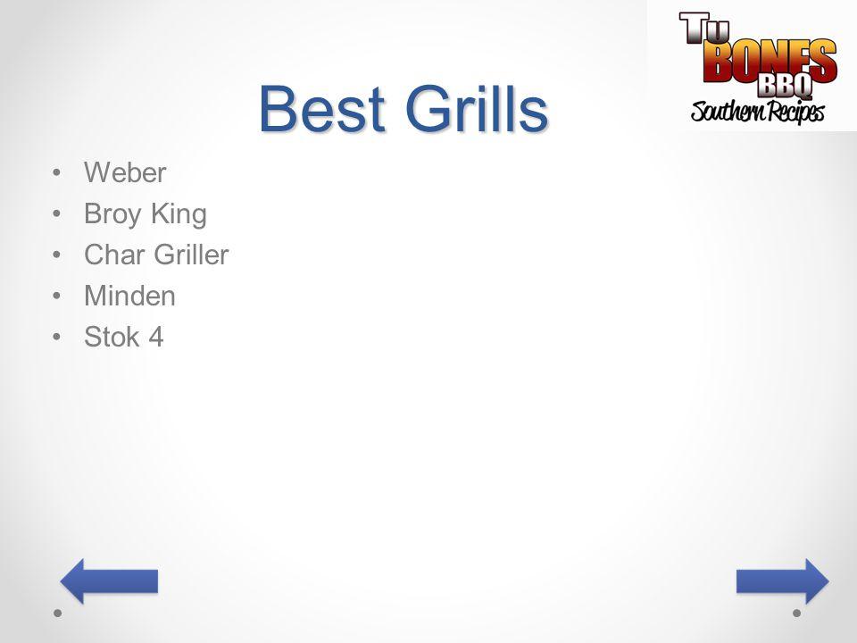 Best Grills Weber Broy King Char Griller Minden Stok 4