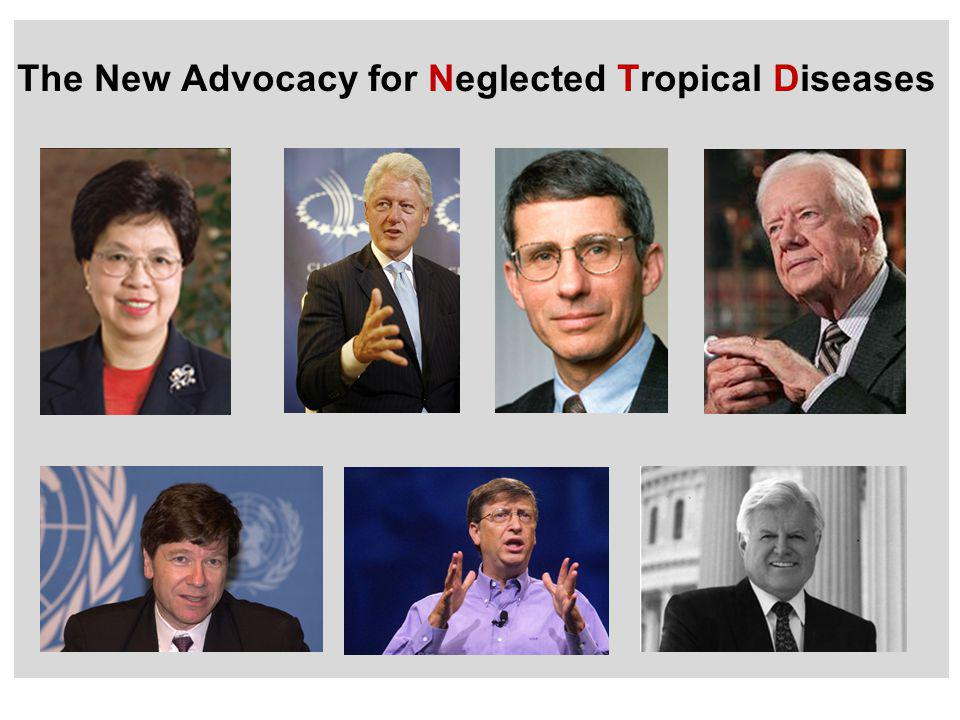 The New Advocacy for Neglected Tropical Diseases