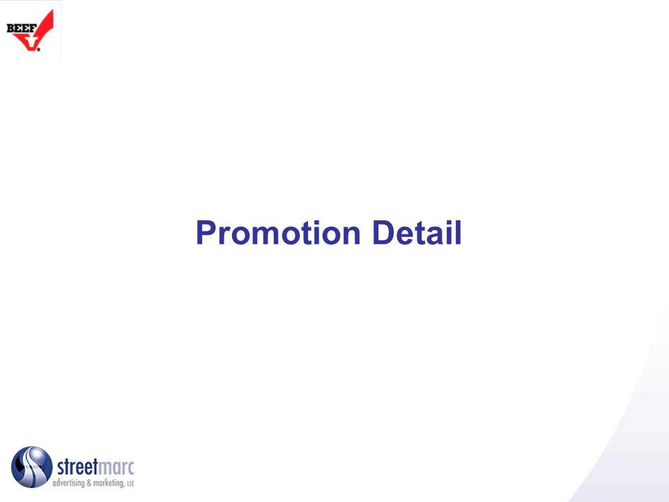 Promotion Detail