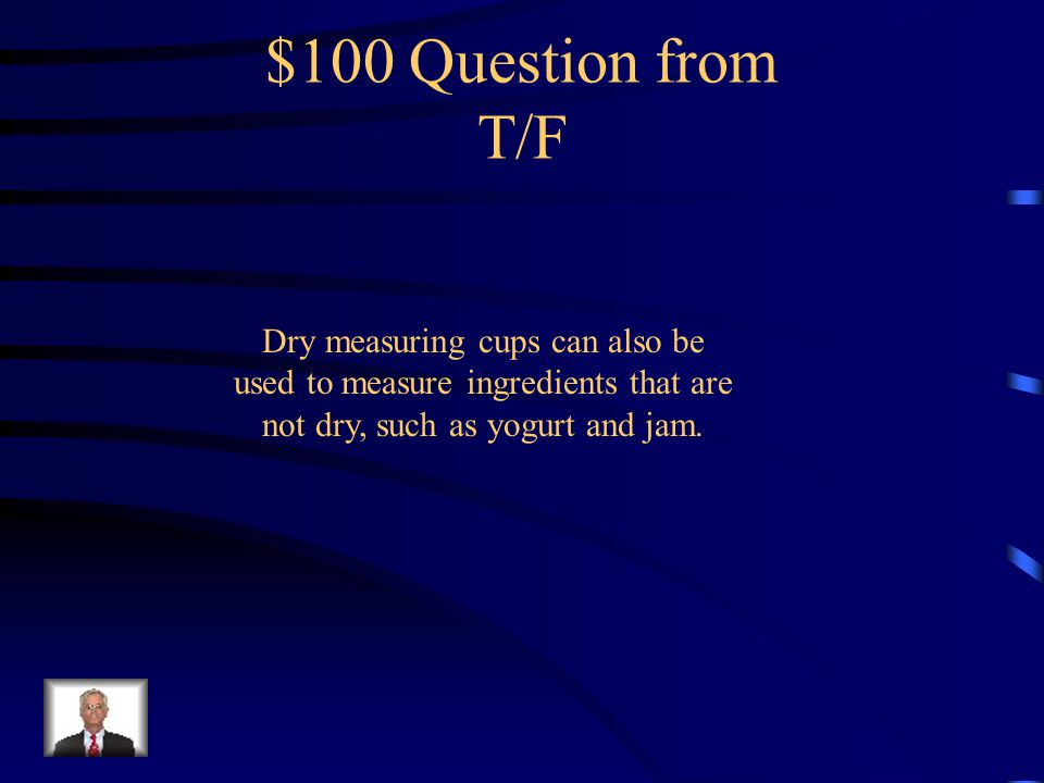 $500 Answer from Random Tablespoon