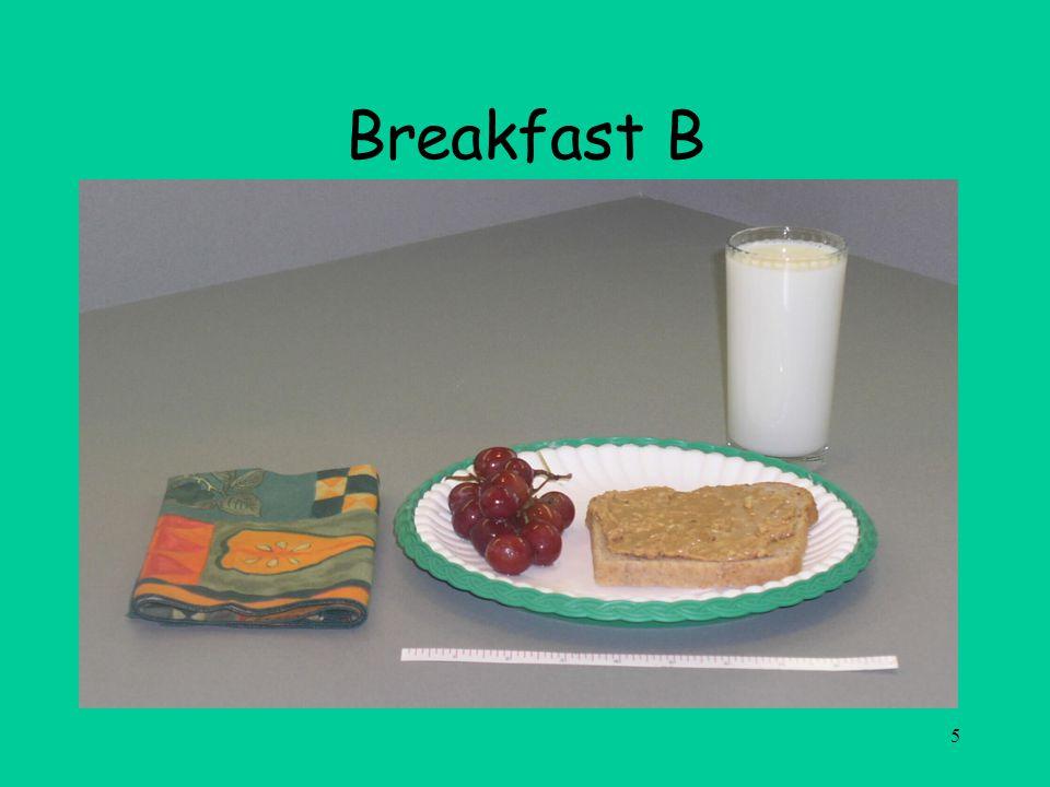 5 Breakfast B