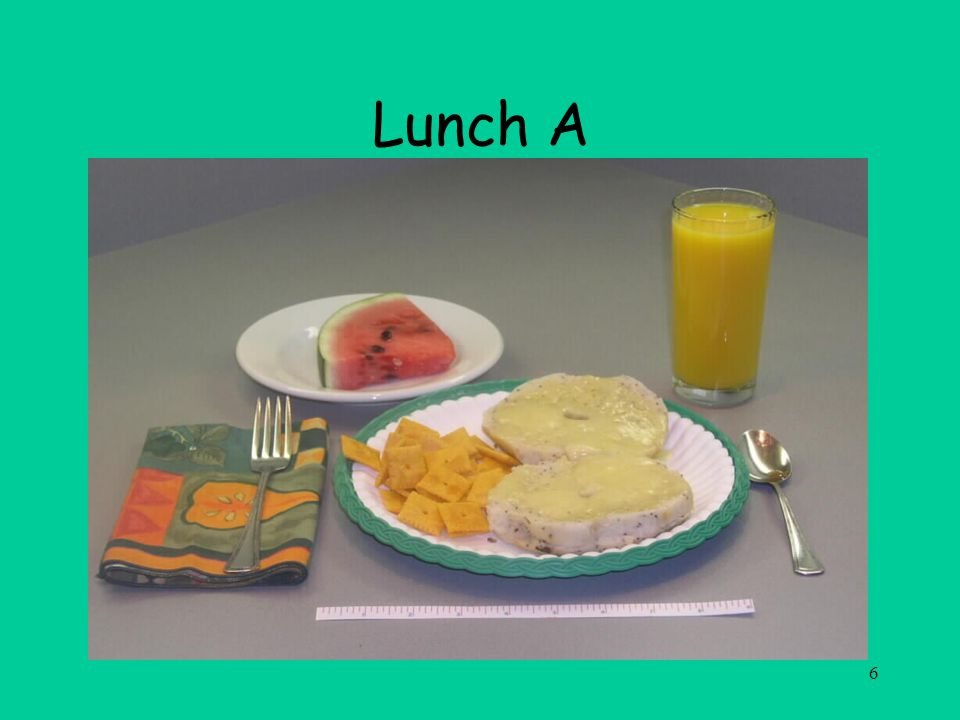 6 Lunch A