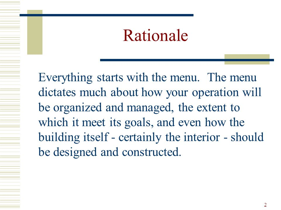 13 Marketing Implications Social needs Physiological needs Type of service (fast food, leisure dinning) Festival Nutrition