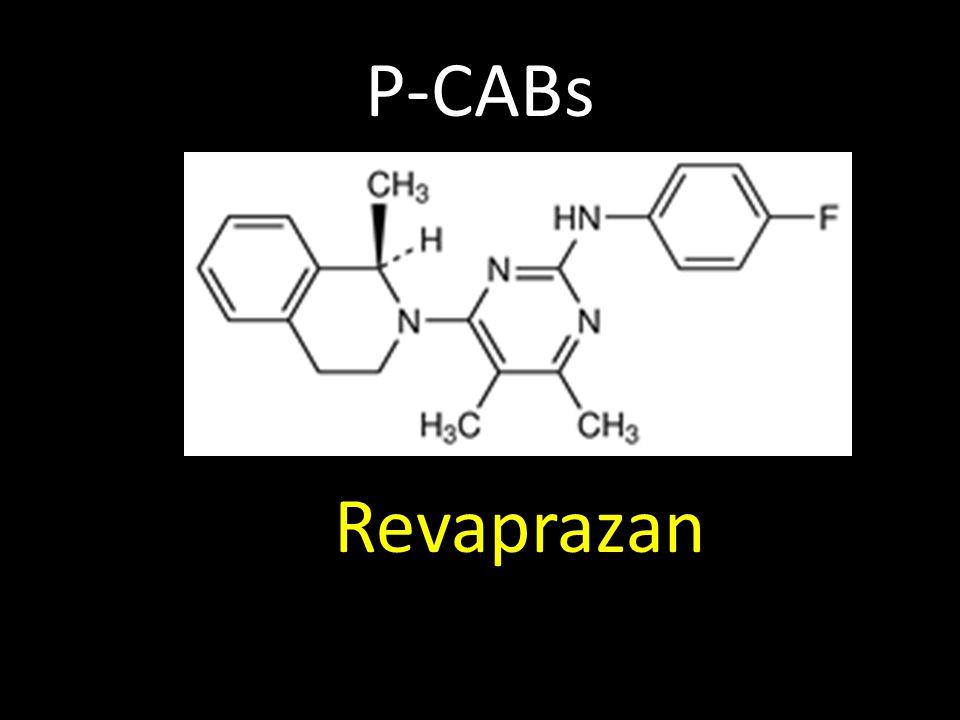 P-CABs Revaprazan