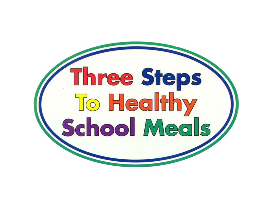 Managing Three Steps at the School Level Patricia Winders, MS,RD,LD Arkansas Department of Education, Child Nutrition