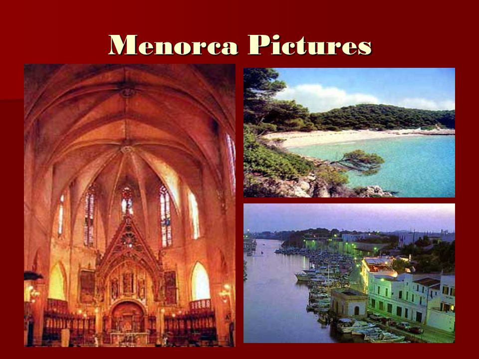 Menorca Pictures
