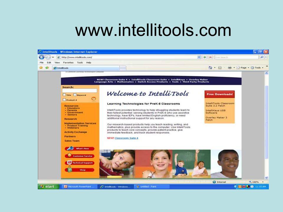 www.intellitools.com