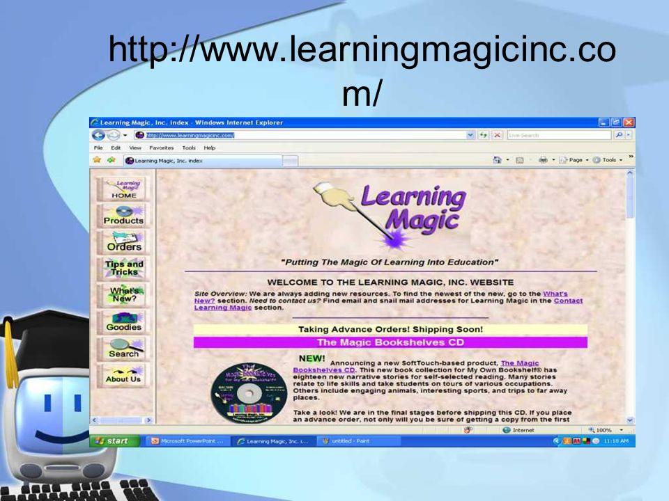 http://www.learningmagicinc.co m/