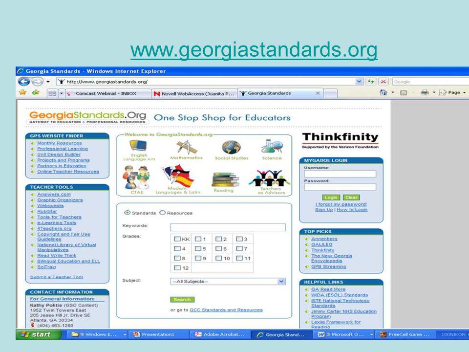 www.georgiastandards.org