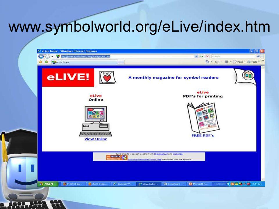 www.symbolworld.org/eLive/index.htm
