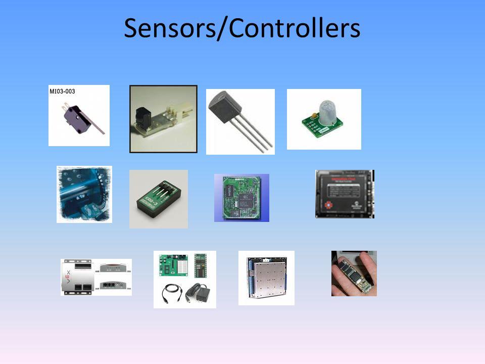 Sensors/Controllers