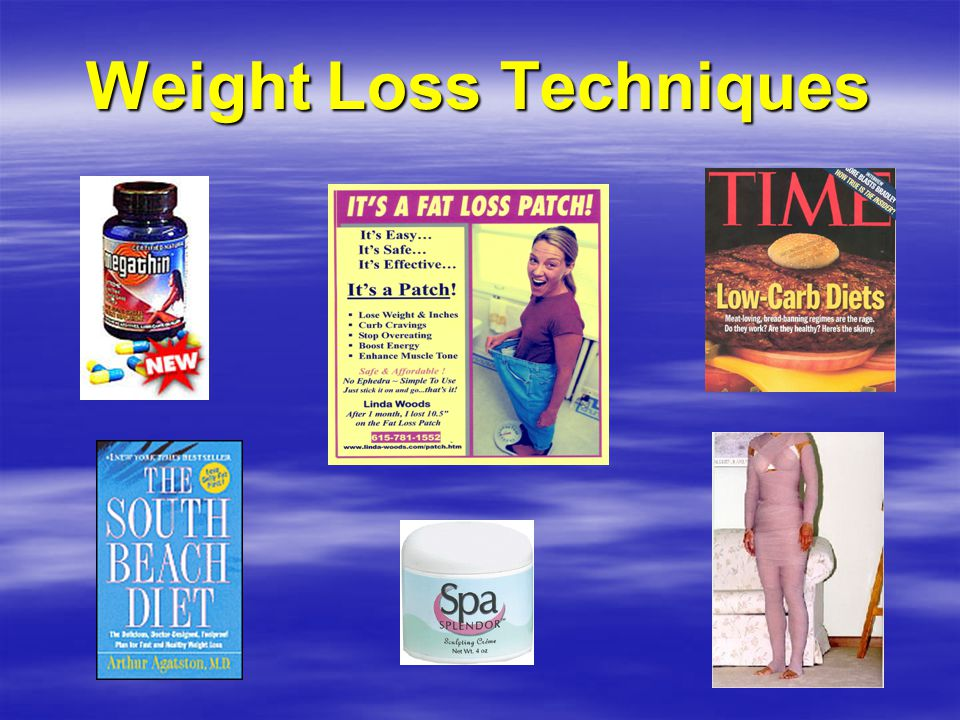 Weight Loss Techniques
