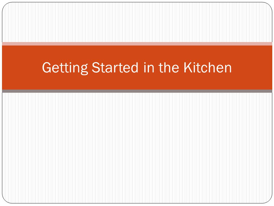 Choosing a recipe Recipe: set of instructions for preparing a specific food Yield: number of average servings the recipe makes Always read through the recipe before you start