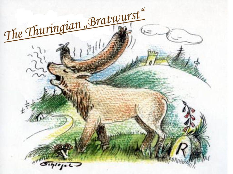The Thuringian Bratwurst