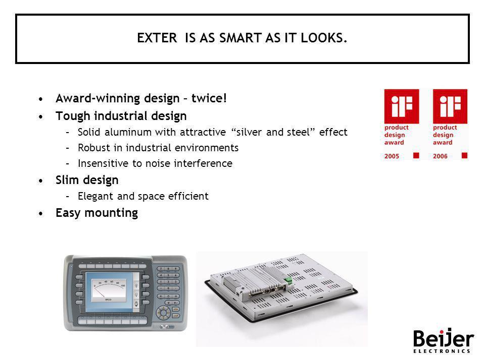 EXTER M 70 6,5 TFT 640 x 480 EXTER M70 MOBILE PANEL.