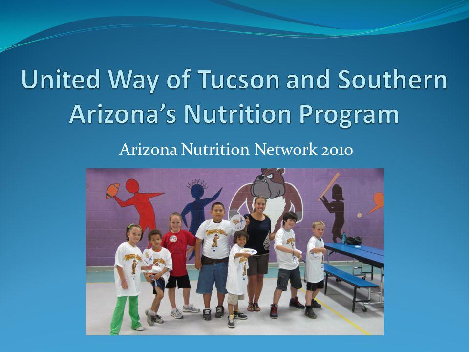 Arizona Nutrition Network 2010
