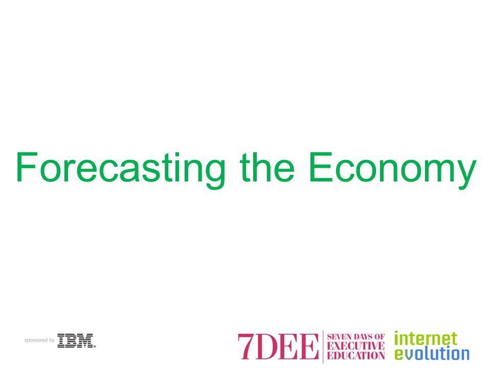 Forecasting the Economy