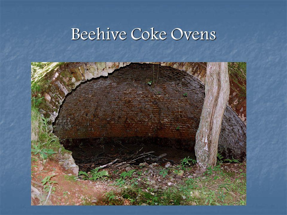 Beehive Coke Ovens