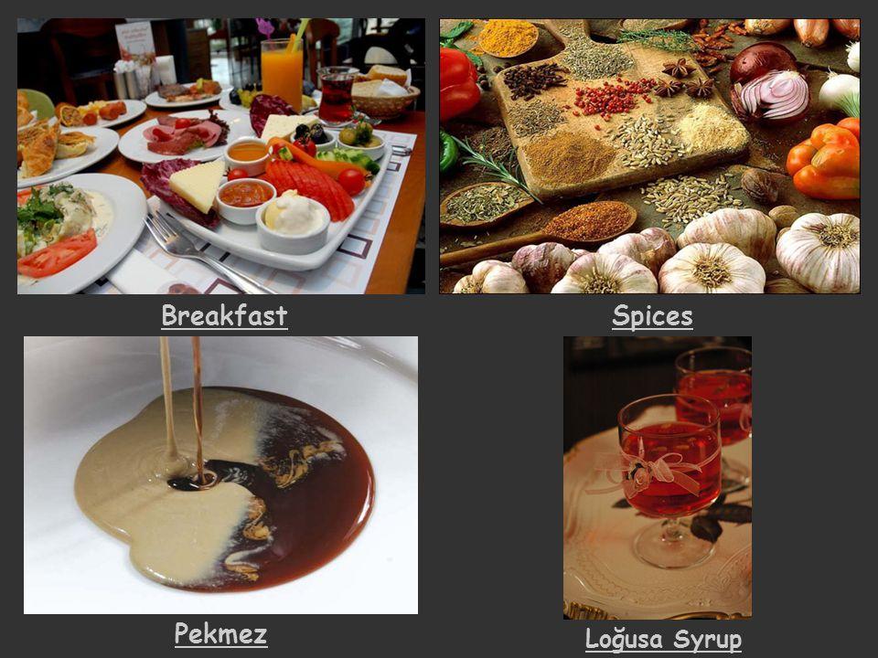 BreakfastSpices Loğusa Syrup Pekmez