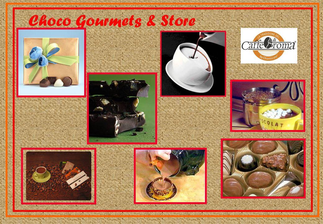 Choco Gourmets