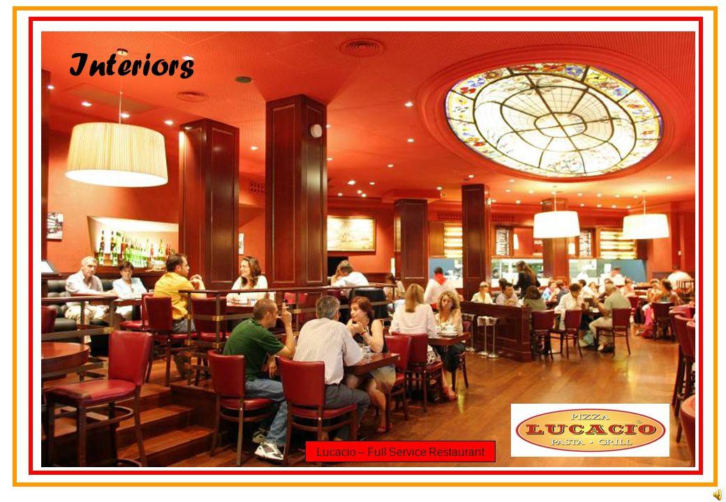 Interiors Lucacio – Bar Area