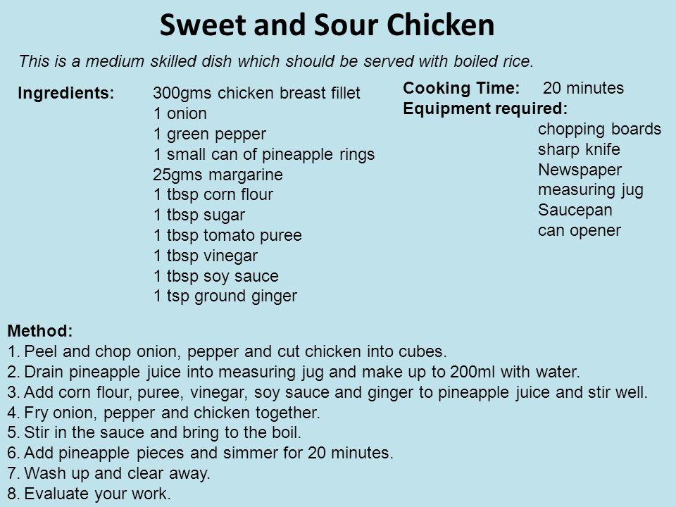 Sponge Flan Ingredients: 2 eggs 50gms caster sugar 50gms self raising flour margarine for greasing tin 1 tin fruit 1 packet Quick Jel Method: 1.Light oven.