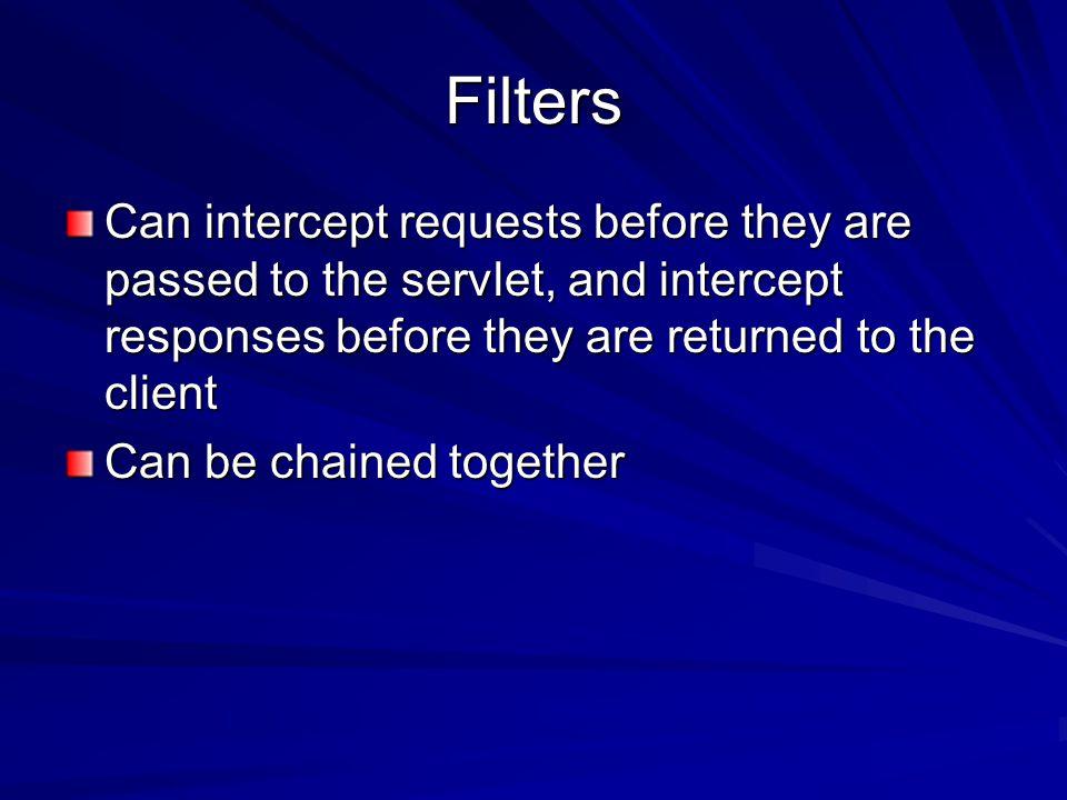 Response Filters @Override public ServletOutputStream getOutputStream() throws IOException { if(streamUsed != null && streamUsed != gzos) throw new IllegalStateException(); if(gzos == null) { gzos = new GZIPServletOutputStream(getResponse().getOutputStream()); streamUsed = gzos; } return gzos; }