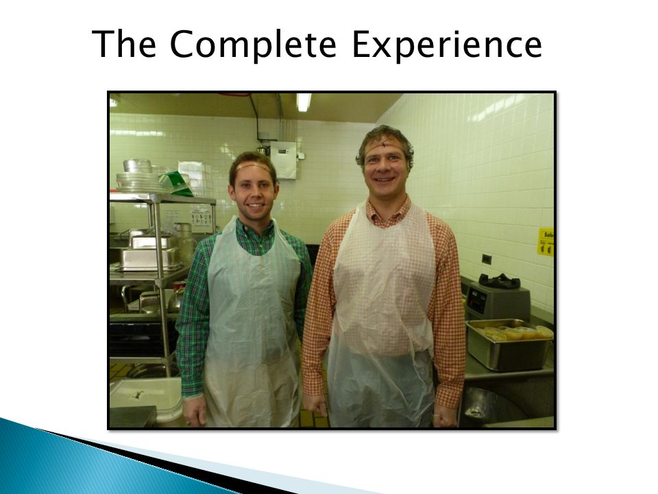 The Complete Experience