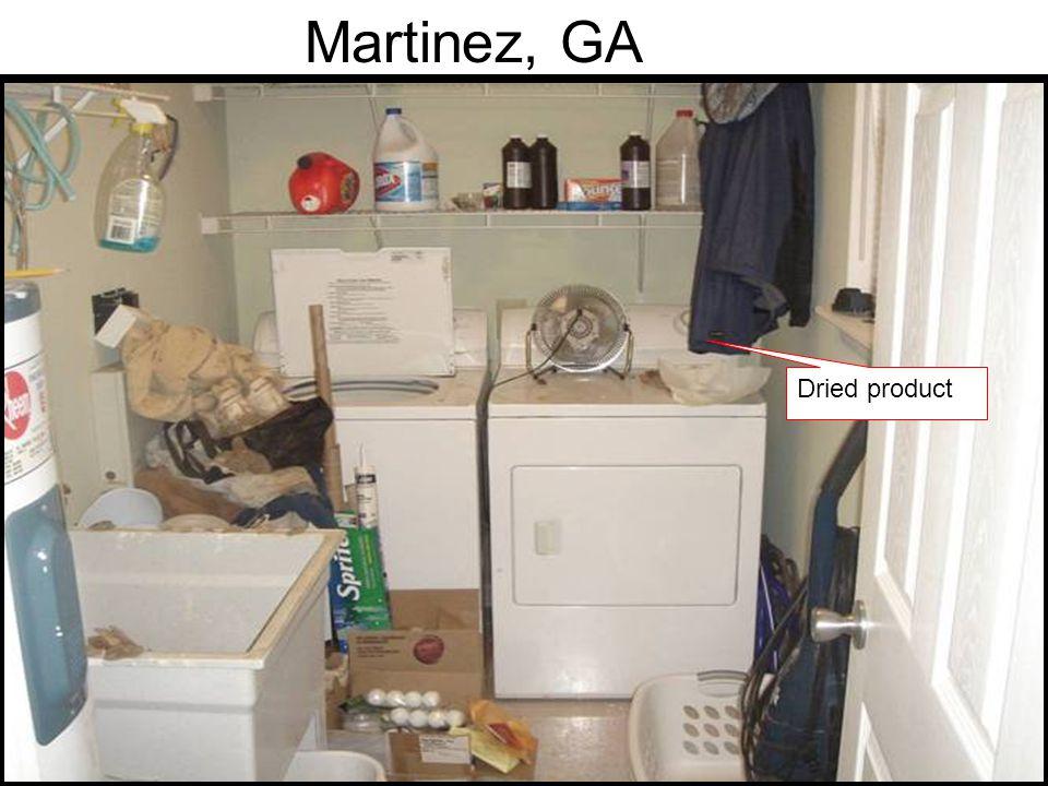 Dried product Martinez, GA