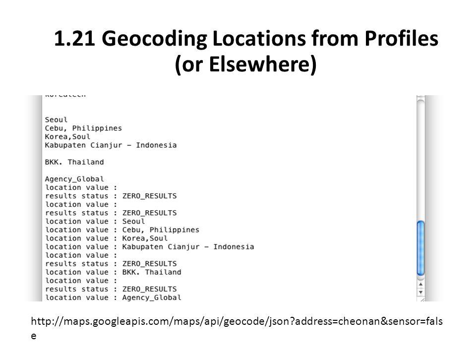 http://maps.googleapis.com/maps/api/geocode/json?address=cheonan&sensor=fals e