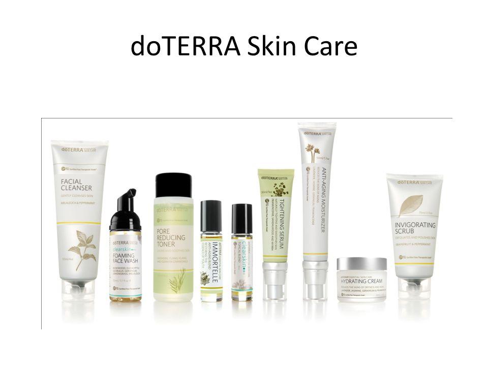 doTERRA Skin Care