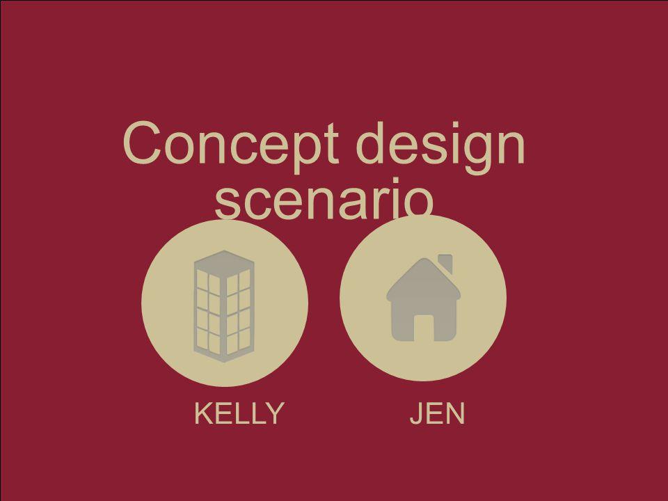 Concept design scenario KELLYJEN