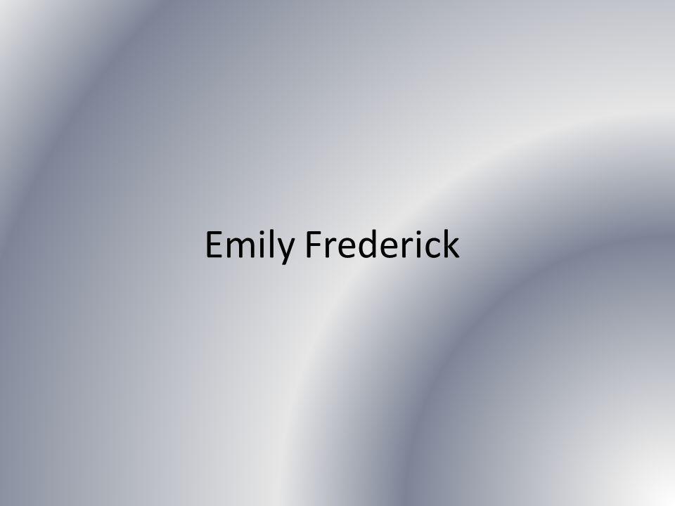 Emily Frederick