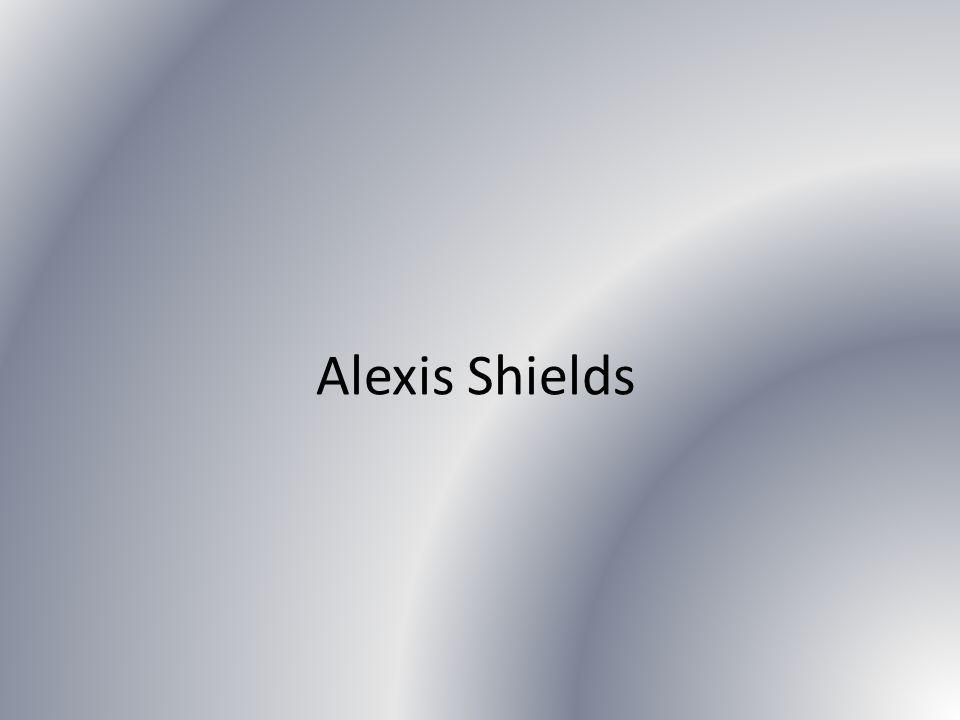 Alexis Shields