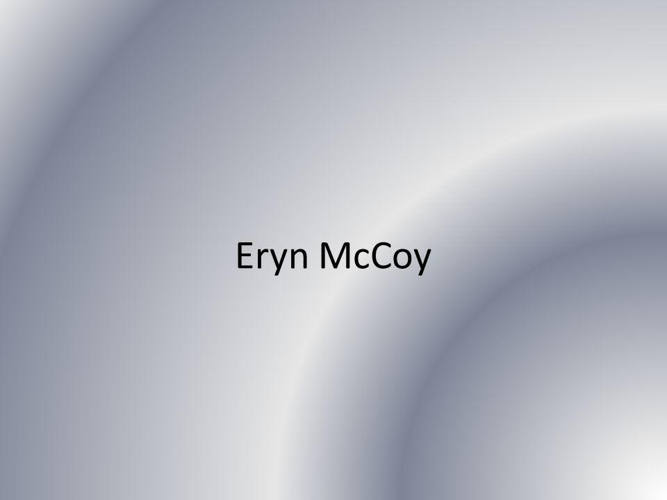 Eryn McCoy