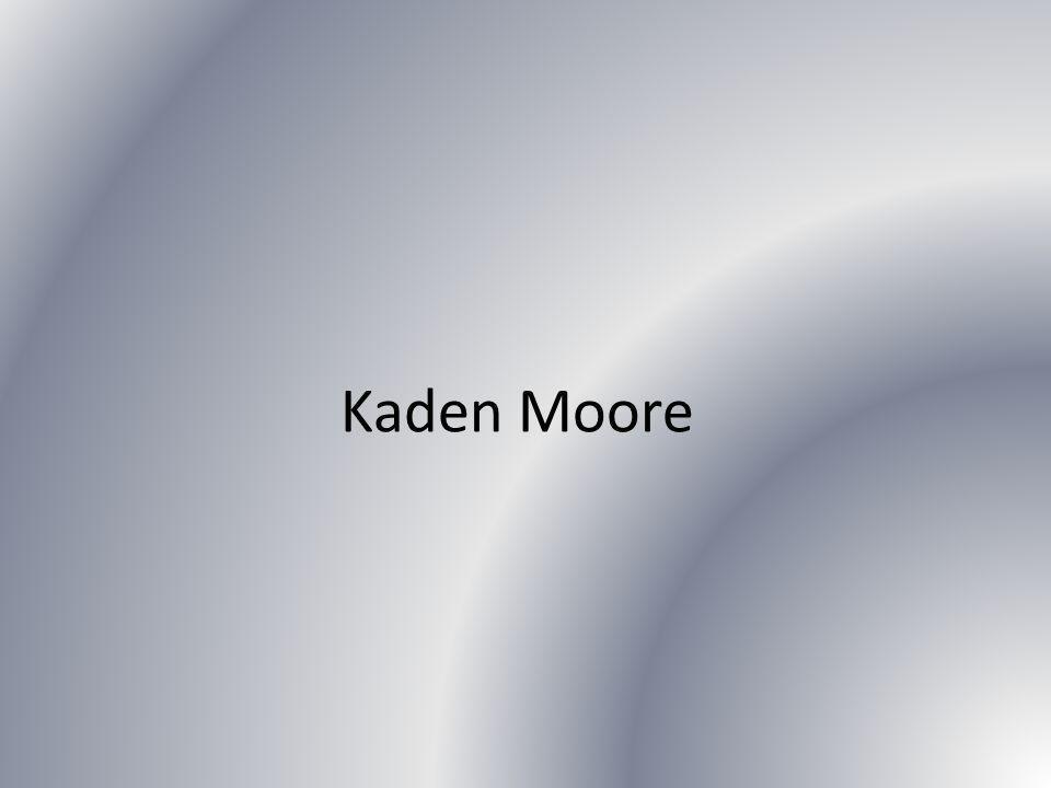 Kaden Moore