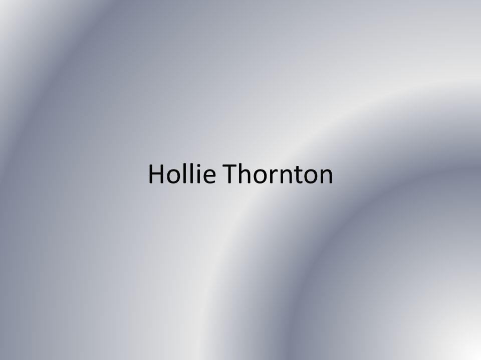 Hollie Thornton