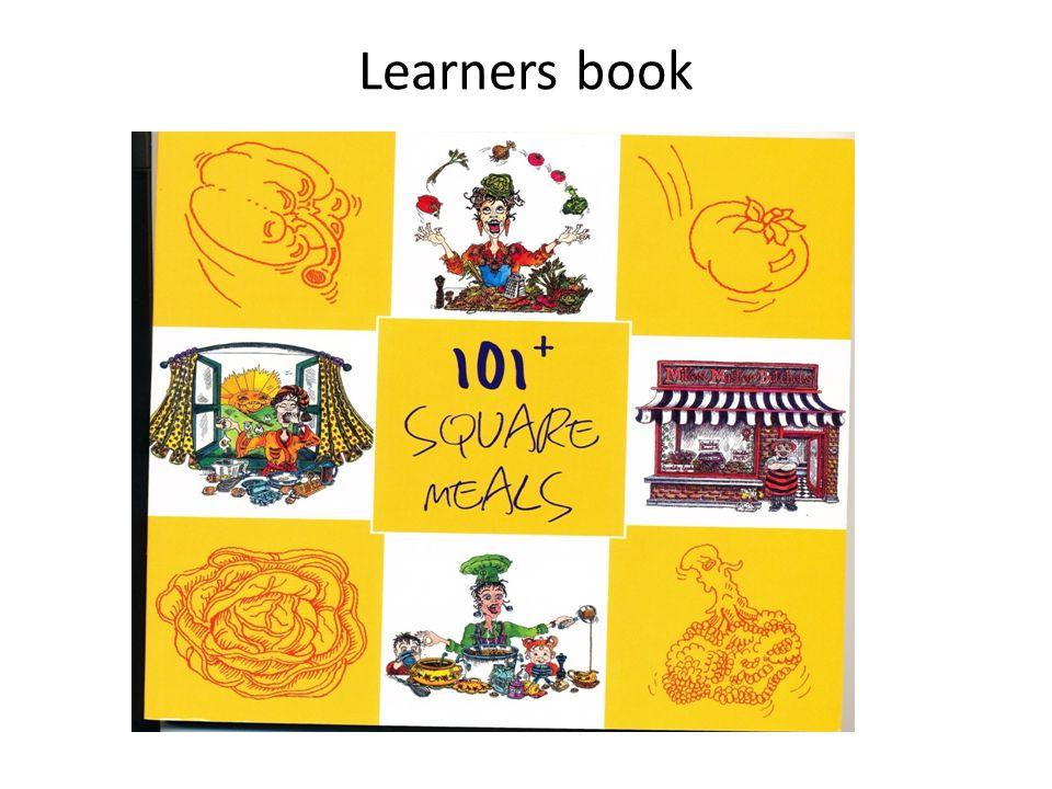 Learners book