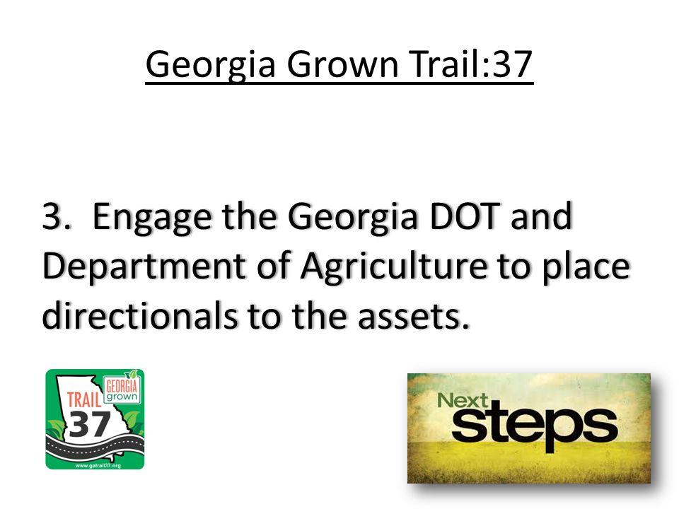 Georgia Grown Trail:37 3.