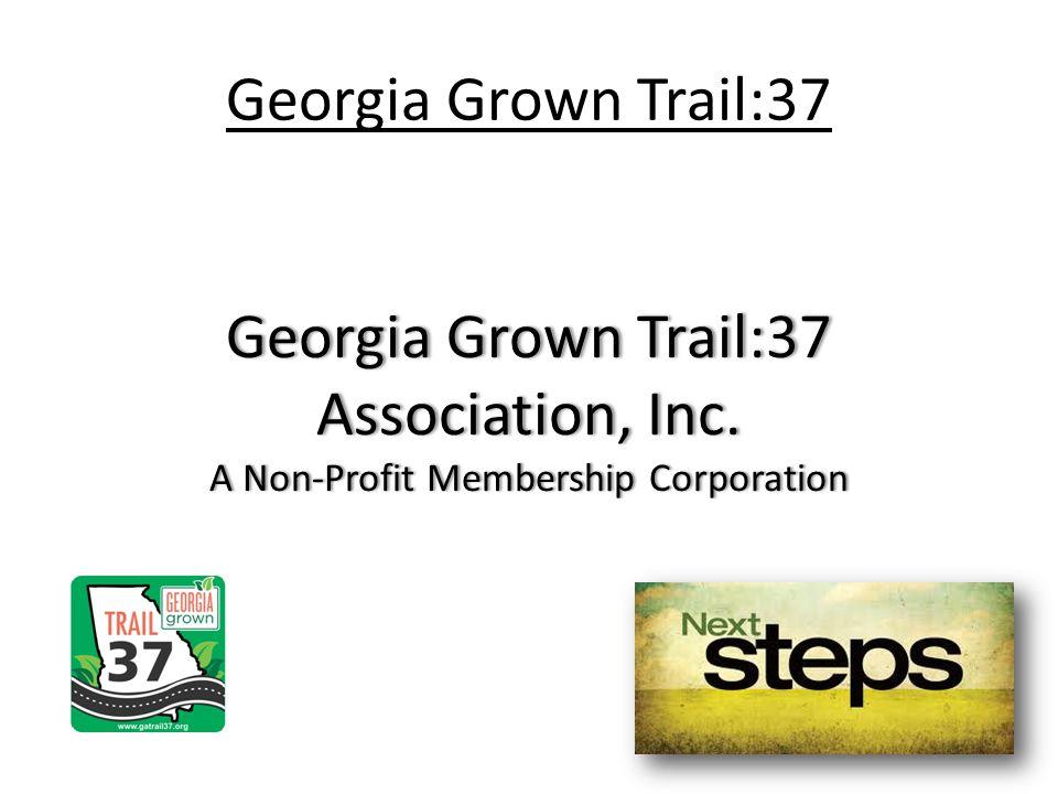 Georgia Grown Trail:37 Georgia Grown Trail:37 Association, Inc.
