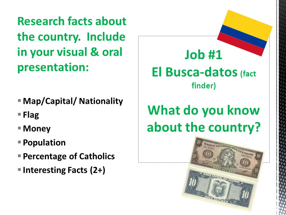 Choose and research a winter holiday celebrated in the Hispanic world Present your findings.