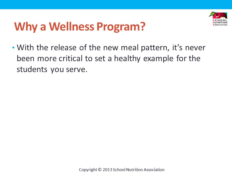 Copyright © 2013 School Nutrition Association Success Stories How has the STEPS Challenge improved your health.
