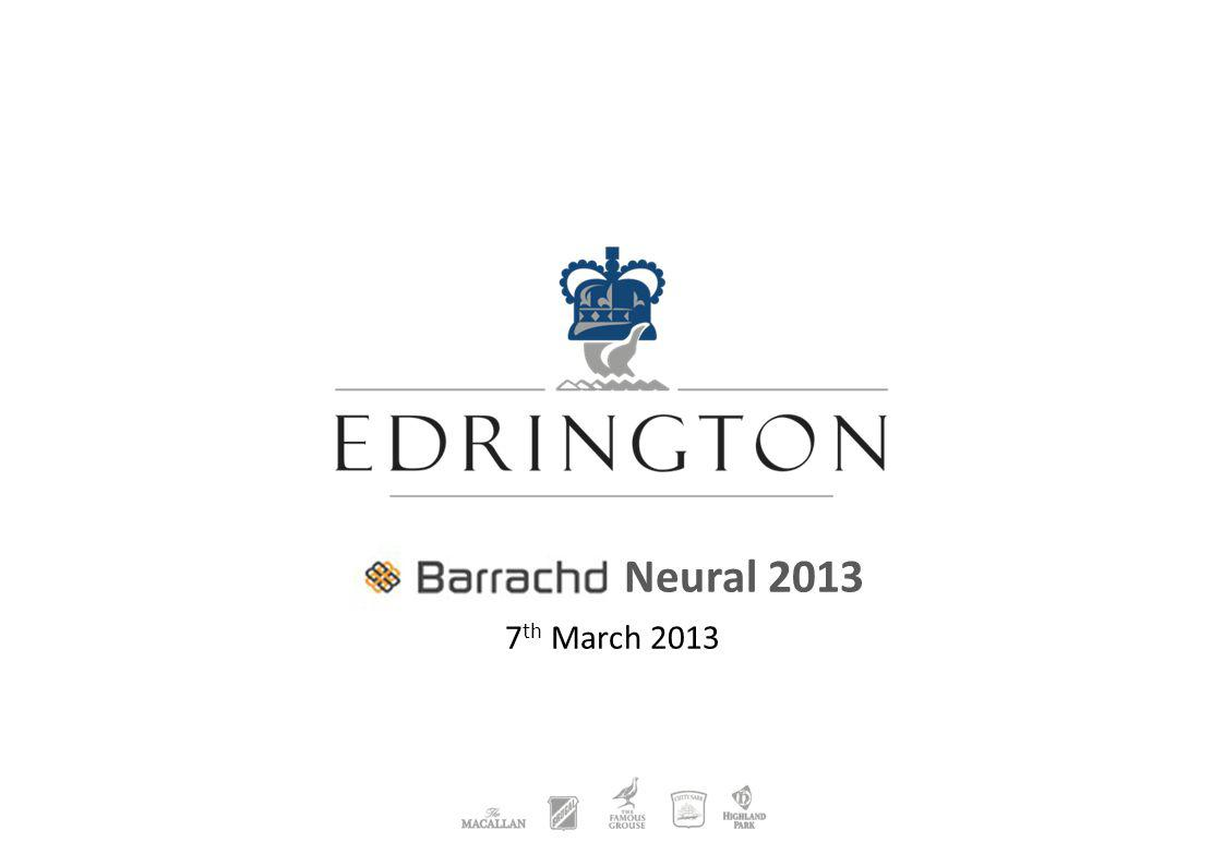 Neural 2013 7 th March 2013