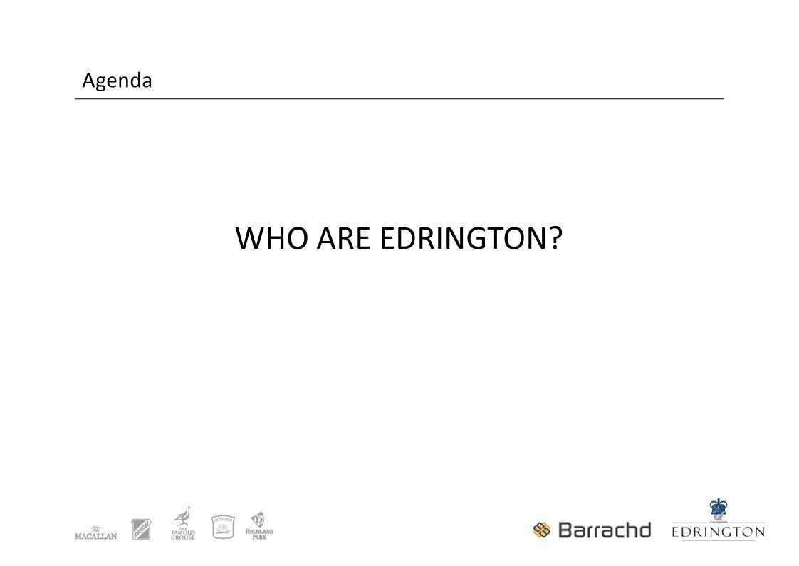 WHO ARE EDRINGTON?