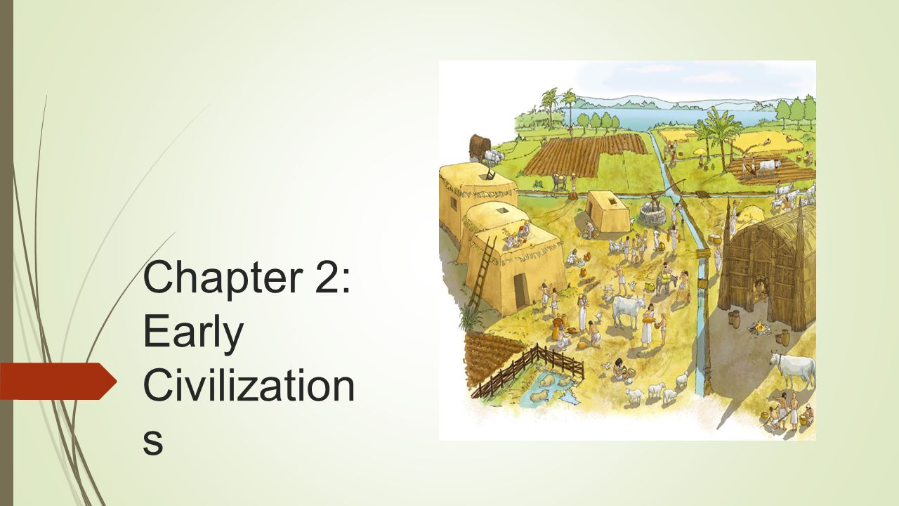 Chapter 2: Early Civilization s