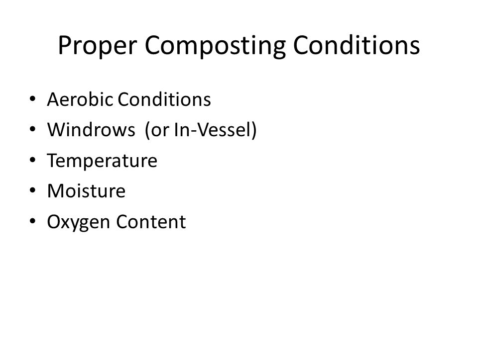 Compost Recipes Recipe is mixture of different materials to get desired finished compost C:N ratio of 20:1 to 30:1 Carbon – browns – woody material Nitrogen – greens – grass, leaves Carbon Stockpiles – inspection concern