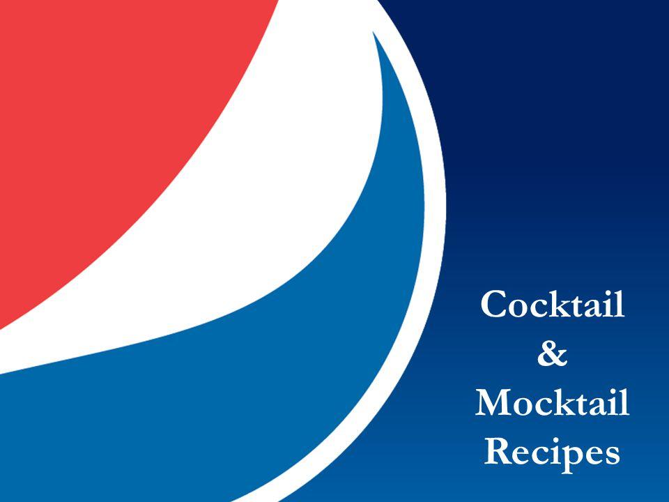 Cocktail & Mocktail Recipes